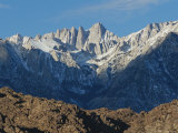 Panoramic View of Mount Whitney Photographic Print by Marc Moritsch