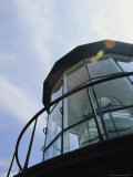 At the Top of the Currituck Beach Lighthouse Photographic Print by Vlad Kharitonov