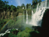 Iguazu Waterfalls, Argentina Photographic Print by Roy Toft