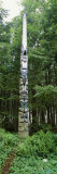 Haida Totem Pole in Tongass National Forest, Alaska Photographic Print by Rich Reid