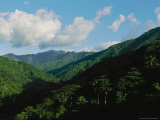 Elevated View of Mountains and Valleys in Cuba Photographic Print by Steve Winter