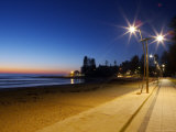 Early Morning, Dee Why Beach Photographic Print by Oliver Strewe