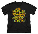 Youth: Batman - Halloween Knight Sounds T-shirts