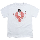 Youth: Elvis - Red Phoenix Shirt