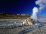 El Tatio Geysers of the Atacama Desert 写真プリント : トム・コックレム