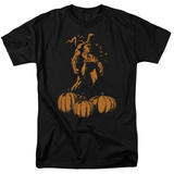 Batman - Bat Among Pumpkins Shirts