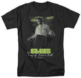 Elvis - Practice Makes Perfect T-shirts