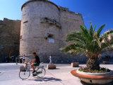 Fort De La Magdalena in Alghero Photographic Print by Rocco Fasano
