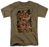 Superman - Urban Collage T-shirts