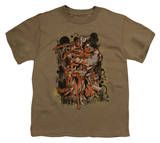 Youth: Superman - Urban Collage T-shirts