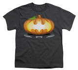 Youth: Batman - Bat Pumpkin Logo T-shirts