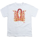 Youth: Elvis - His Latest Flame T-shirts