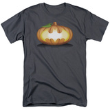 Batman - Bat Pumpkin Logo T-Shirt