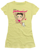 Juniors: Betty Boop - FaBooplous! T-shirts