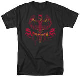 Batman - Heart of Fire Shirt