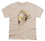 Youth: Elvis - I Was the One T-shirts