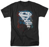 Superman - Real Heroes Never Die T-Shirt