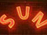 Neon Sign, Sun Studios Photographic Print by Ray Laskowitz