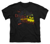Youth: Batman - Dark and Scary Night T-shirts