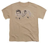 Youth: Elvis - American Trilogy T-shirts