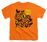 Youth: Batman - Trick or Treat Collage T-shirts