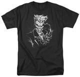 Batman - Joker's Splatter Smile Shirt