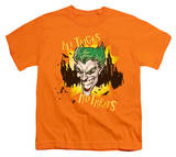Youth: Batman - All Tricks, No Treats T-shirts