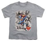 Youth: Superman - Break-through T-shirts