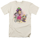 Betty Boop - Celebration T-shirts