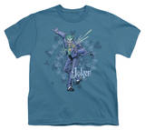 Youth: Batman - Acid Spiral T-shirts