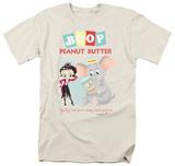 Betty Boop - Boop Peanut Butter T-shirts