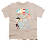 Youth: Betty Boop - Boop Peanut Butter T-shirts