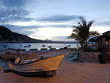 Sunrise at Tehuamixtle Beach Photographic Print by Dan Gair