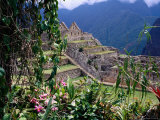 Lost City of the Incas Photographic Print by Karl Lehmann