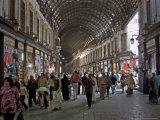 Damascus' Prime Shopping Arcade, Souq Al-Hamidiyya Photographic Print by Patrick Horton