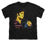 Youth: Elvis - Neon Elvis T-shirts