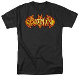 Batman - Fiery Shield Shirts