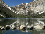 Trout Fishing on Convict Lake Photographic Print by Emily Riddell