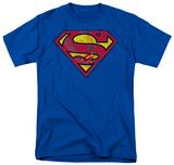 Superman - Action S-Shield T-shirts
