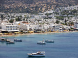 Bodrum from St Peter's Castle Photographic Print by Holger Leue