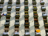 Highrise Building, Maputo, Mozambique Photographic Print by Oliver Strewe