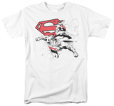 Superman - Double the Power Shirts