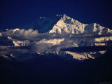 Mount Khangchendzonga from Observatory Hill Photographic Print by Lindsay Brown