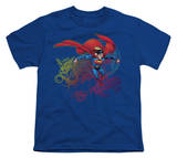 Youth: Superman - Cool Word Supes T-shirts