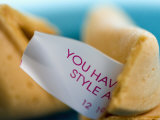 Fortune Cookie Photographic Print by Ray Laskowitz