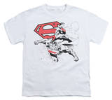 Youth: Superman - Double the Power T-shirts