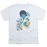 Youth: Elvis - Peacock T-shirts