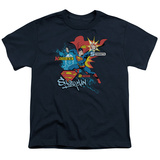Youth: Superman - Abilities Shirts