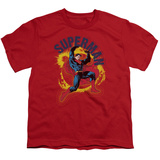 Youth: Superman - A Name to Uphold T-shirts