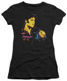 Juniors: Elvis - Neon Elvis T-shirts